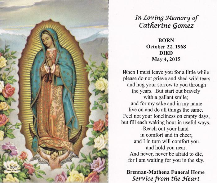 prayercard